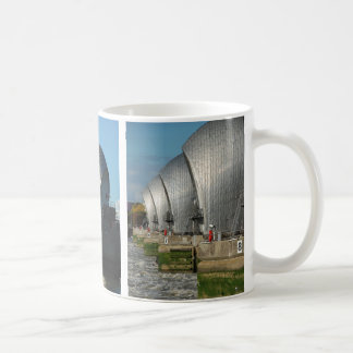 Thames Flood Barrier Coffee Mug