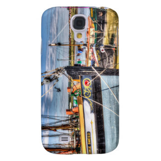 Thames Sailing Barges Galaxy S4 Case