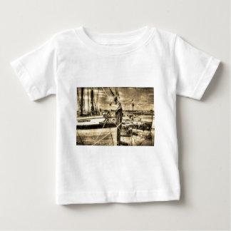 Thames Sailing Barges Vintage Baby T-Shirt