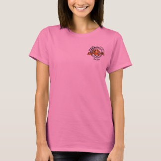 Thames valley divers ladies t-shirt