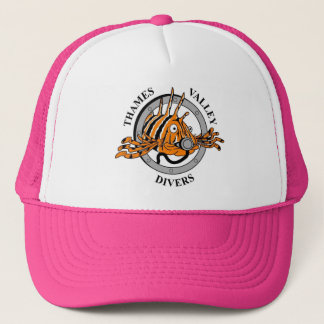 Thames Valley Divers - truckers hat