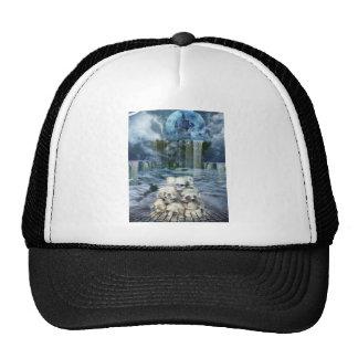 THANATOS' KNELL MESH HATS