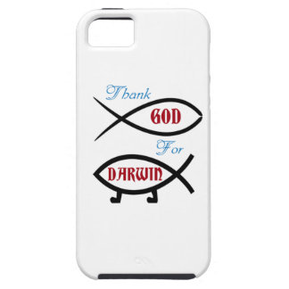 Thank God For Darwin Tough iPhone 5 Case