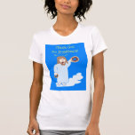Thank God for Doughnuts Ladies T-Shirt