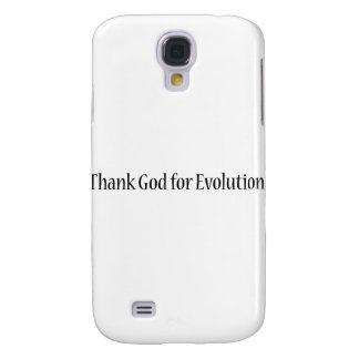 Thank God For Evolution Samsung Galaxy S4 Covers