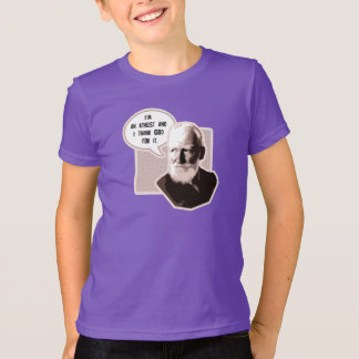 Thank God (George Bernard Shaw) T-Shirt