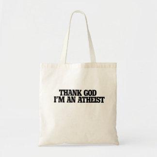 Thank god I'm an atheist