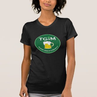 Thank God It s March - St Paddy s Day t-shirt