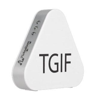 Thank God It's Friday.ai Bluetooth Speaker
