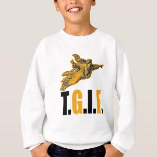 Thank God Its Friday Sweatshirt
