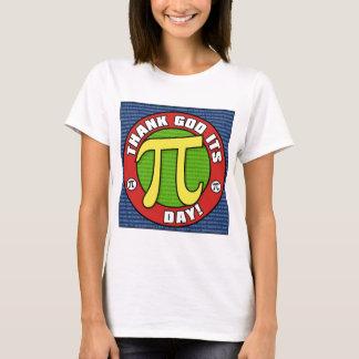 Thank God Its PI Day Shirt 1