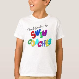 Thank Goodness for Swim Coaches T-Shirt