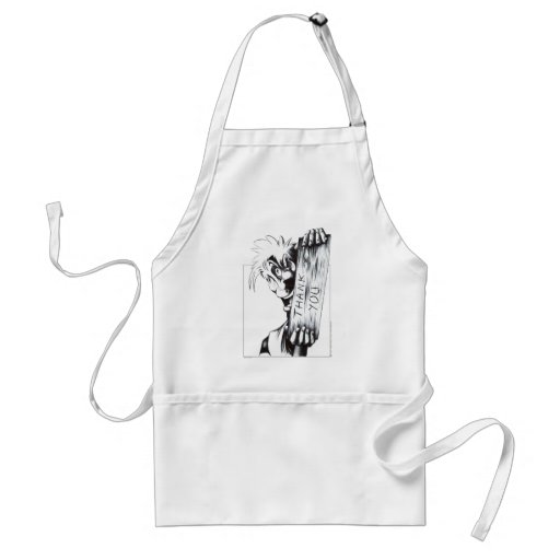 Thank You Aprons