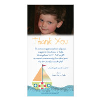 1st birthday thank you cards invitations zazzle thank you baby boys 1st birthday party photocard photo cards bookmarktalkfo Image collections
