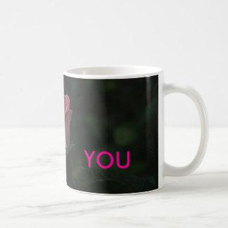 Thank you basic white mug