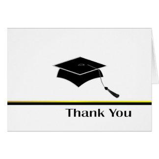 Thank You Card - Graduation