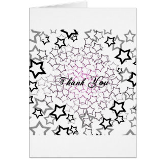 Thank You Card - One in Million