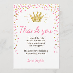1st Birthday Thank You Notes Gifts Gift Ideas Zazzle Uk