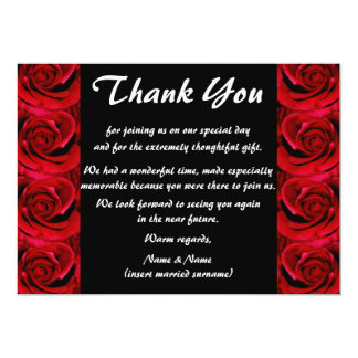 Thank you cards - customizable personalized invites