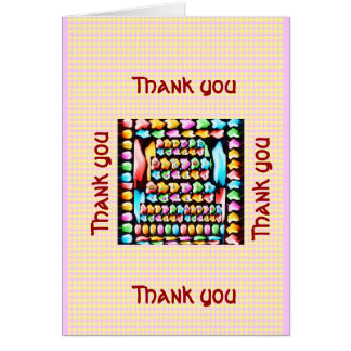 THANK YOU - Celeberations Image Cards