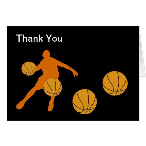 Thank You Coach Cards