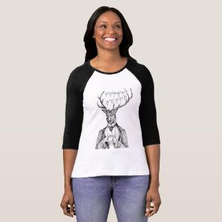 Thank-you deer T-Shirt