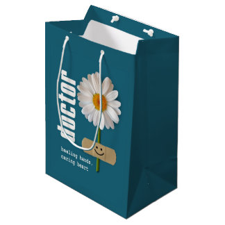 Thank You, Doctor. Custom Doctor's Name Gift Bags