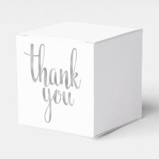 Thank you favor boxes wedding favour boxes