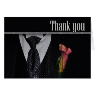 Thank you for being in my wedding greeting card