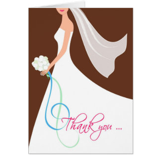 Thank you for being my bridesmaid - Chocolate Card