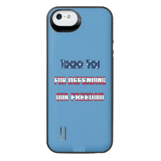 Thank You For Defending Our Freedom iPhone 6 Plus Case