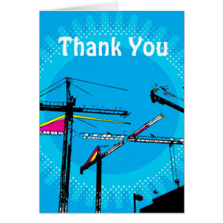 Thank You for helping Greeting Card