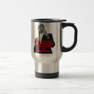Thank You For Voting for Me Travel Mug