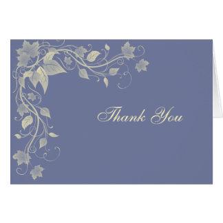 Thank you for your condolences card