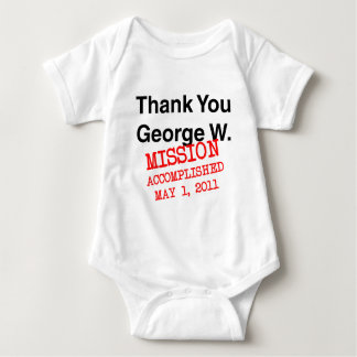 Thank You George W T-shirts