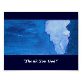 THANK YOU GOD POSTERS