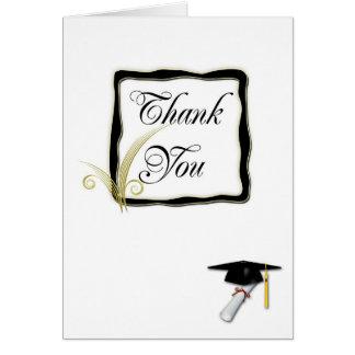 Thank You Graduation Card