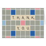 Thank You Greeting Card