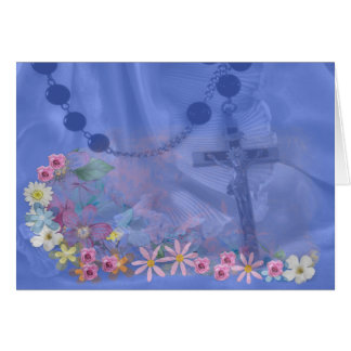 Thank You Greeting Card Spiritual Bouquet