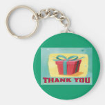 Thank You Keychain