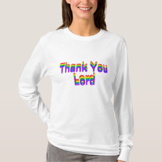 Thank You Lord T-Shirt