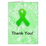 Thank You Lyme Awareness Notecards Note Card