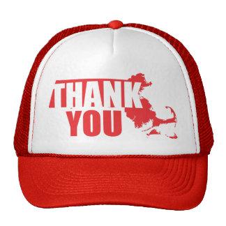 Thank You Massachusetts Mesh Hats
