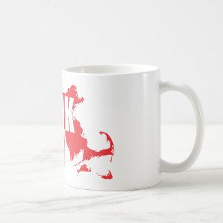 Thank You Massachusetts Coffee Mug