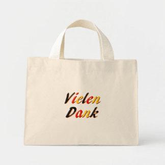 Thank You Mini Tote Bag