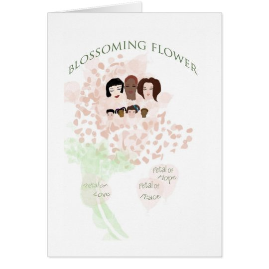 Thank you Mother greeting card