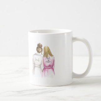 THANK YOU Mug Br Bun Bride Bl Long Maid of Honour