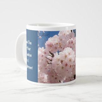 Thank You Mugs Dedication Commitment Blossoms