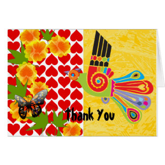 Thank You - New Home Greeting Cards