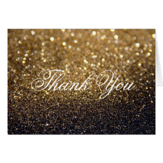 Thank You Note Card - Lit Nite Fab
